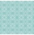 Sea Green Abstract Drawing Seamless Pattern vector image