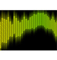 abstract equalizer background vector image vector image