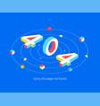 error 404 page design concept vector image