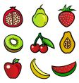 Fruit design vector | Price: 1 Credit (USD $1)