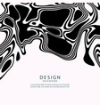 abstract background texture black and white vector image