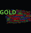 glitters of gold text background word cloud vector image vector image