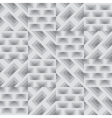 Seamless abstract grey and white texture pattern vector image vector image