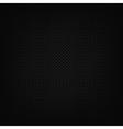 Black metallic texture vector image vector image
