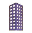 color building line sticker image vector image vector image