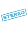 Stereo Rubber Stamp vector image vector image