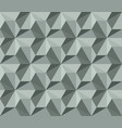 old school seamless background triangle vector image vector image
