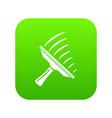 window mop icon simple style vector image vector image