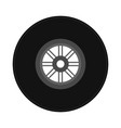 tire car race vector image vector image