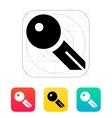 Key blank icon vector image
