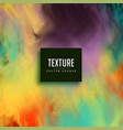 abstract watercolor texture background with vector image vector image