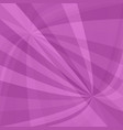 purple curved ray burst background - graphic from vector image vector image