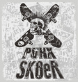 Sk8 punk vector | Price: 1 Credit (USD $1)
