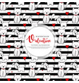 Valentine black stripe pattern background