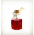 Potion icon vector image vector image