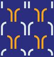 royal seamless pattern vector image