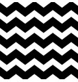 black and white zig zag line texture background vector image vector image