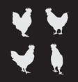 image an chicken vector image vector image