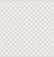 seamless pattern with small circles polka dot vector image vector image