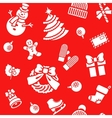 Christmas holiday seamless background pattern