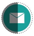 Email or mail symbol vector image vector image