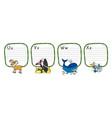 Animals alphabet or abc