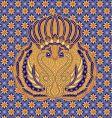 batik design vector image