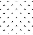 camp tent pattern seamless vector image