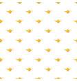 magic lamp pattern vector image vector image