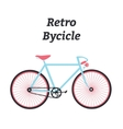 Vintage bycicle Flat bike Retro bike