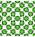Abstract virus pattern vector image