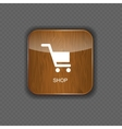 Shop wood application icons