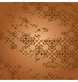 aged brown background with gradient vector image