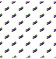 bunch of blue grapes pattern vector image
