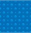 seamless blue pattern with holes vector image vector image