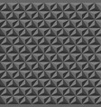 black geometric texture seamless vector image
