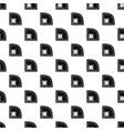 baseball field pattern vector image