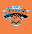 new york killers vector image vector image