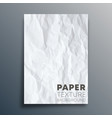 paper texture background design for wallpaper vector image