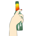 Desire to Beer 3 vector image vector image