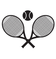 Tennis sport icon design vector | Price: 1 Credit (USD $1)