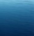 Wavy water background vector image vector image