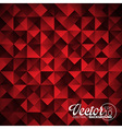 geometric triangles background Abstract vector image