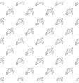 turtle pattern seamless vector image vector image