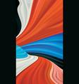 abstract gradient streak background vector image vector image