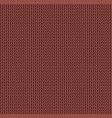 knit texture red color seamless pattern fabric vector image vector image