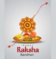 beautiful happy dhanteras festival card with diya vector image