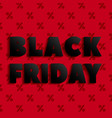 Black friday offer concept background realistic