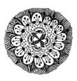 flower 199 10 vector image vector image