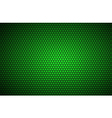 Geometric polygons background abstract green vector image vector image